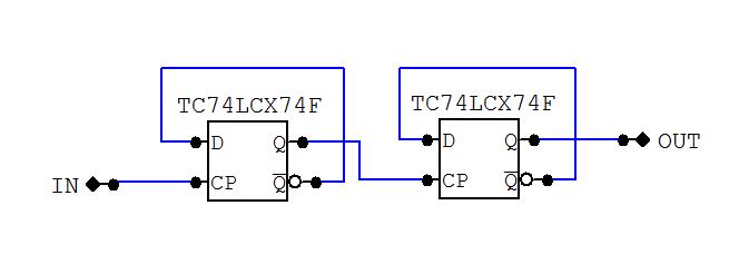 Tc74lcx74fcm